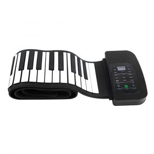 Andoer 88 Keys Portable Silicone Roll Up Piano Keyboard