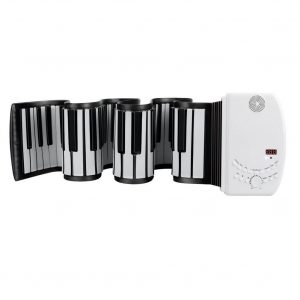 EVERYONE GAIN DHS88 Portable Roll Up Keyboard