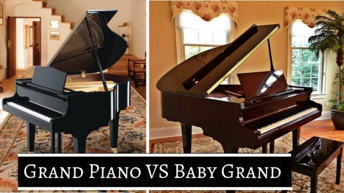 grand piano vs baby grand