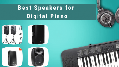 Best Speakers for Digital Piano