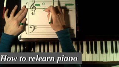 How to Relearn Piano: getting back into piano easily