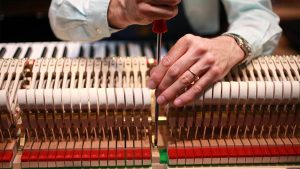 Be the piano technician yourself at home