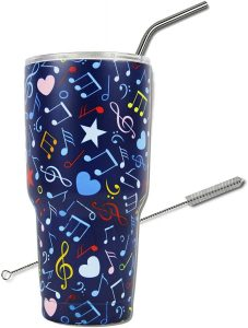 Musical Note Cup