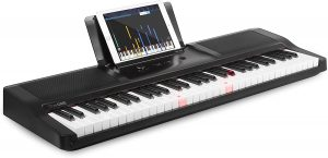 The one music group piano light-up keyboard