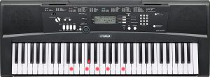 Yamaha Portable lighted keyboard
