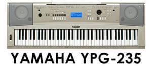 Yamaha YPG 235