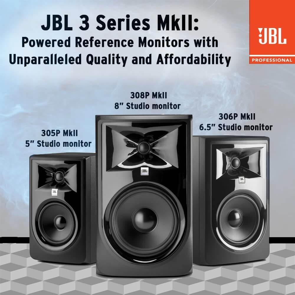 JBL Professional 305P